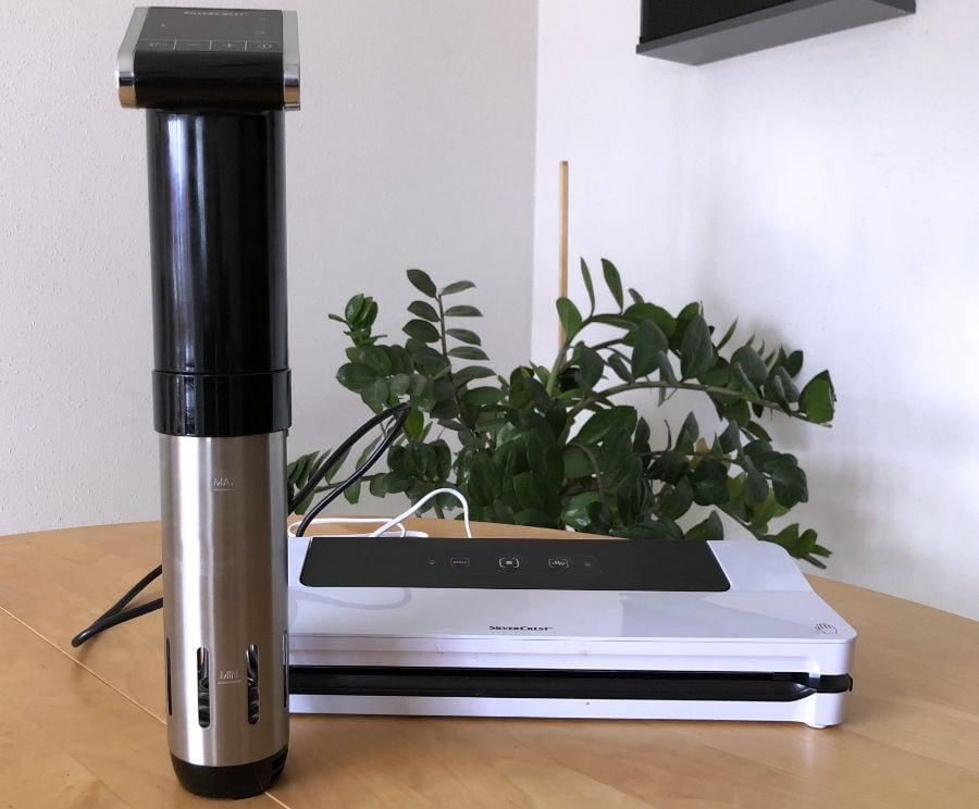 Technik In Der Kuche Silvercrest Sous Vide Stick Ssvs 100 A1 Und