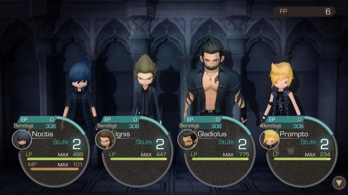Final Fantasy XV: Pocket Edition ab sofort auch für iOS erhältlich
