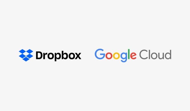 Kooperation: Dropbox baut Google-Dienste ein - und umgekehrt