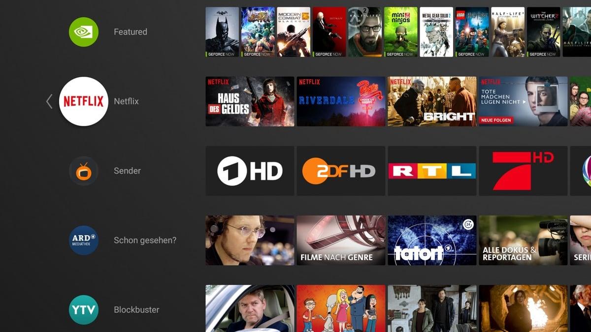 SHIELD EXPERIENCE UPGRADE 7 0 bringt Android 8 0 Oreo auf Shield TV