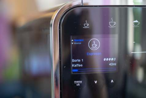 Melitta Barista TS Smart Test 28