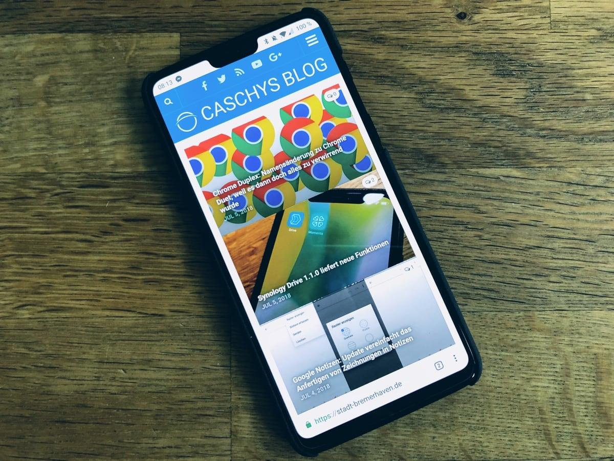 Kiwi: Flotter Android-Browser mit Neuerungen