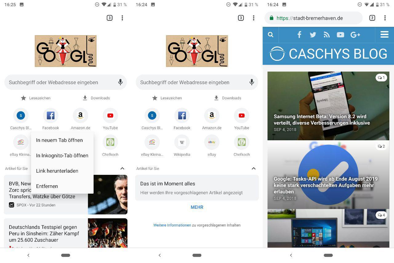 Chrome 69 Veröffentlicht Update Zum 10 Geburtstag Bringt Frisches