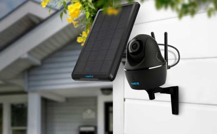 reolink auf der ces 2019 neue au enkameras vorgestellt. Black Bedroom Furniture Sets. Home Design Ideas