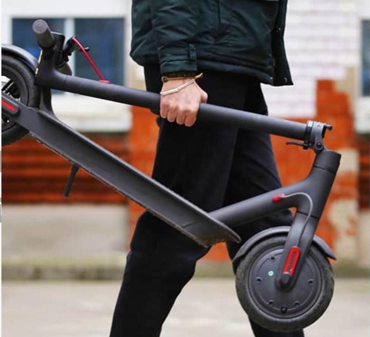 grover vermietet jetzt auch elektroroller xiaomi escooter. Black Bedroom Furniture Sets. Home Design Ideas