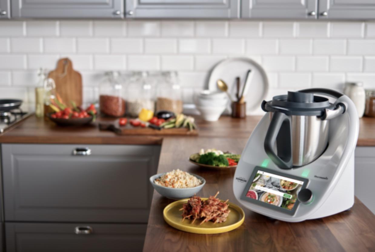 Thermomix TM6 - Vorwerk stellt neue Küchenmaschine vor