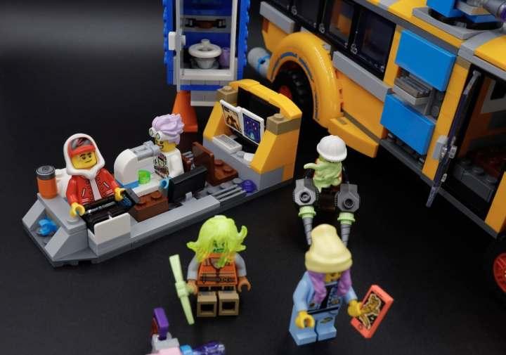 LEGO Hidden Side – Auf zur Geisterjagd