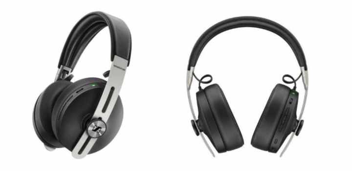 Sennheiser Momentum Wireless: Bluetooth-Kopfhörer mit ANC