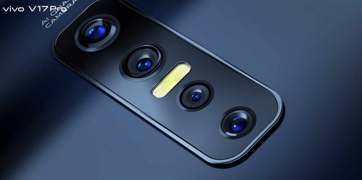 Vivo v17 Pro: Neues Mittelklasse-Smartphone mit Quad-Kamera