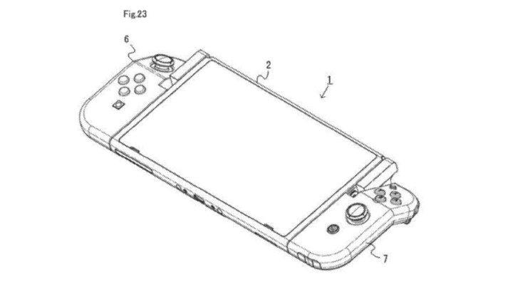 Nintendo Switch: Patent describes flexible Joy-Cons | En24 News