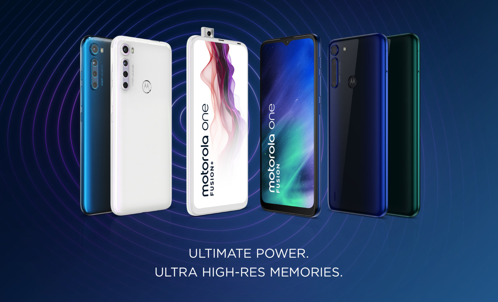 Motorola One Fusion: Neues Mittelklasse-Smartphone ist offiziell