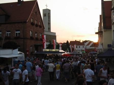 Dorffest Haibach, 825 Jahr Feier, Bilder
