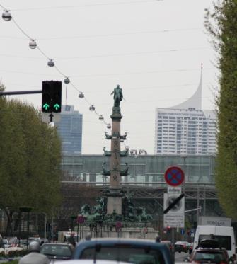 Wien - Praterstraße