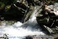 Großarl - auf dem Weg zur Kreealm - Wasserfall 006