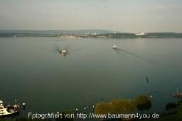 Fährverbindung Meersburg - Konstanz