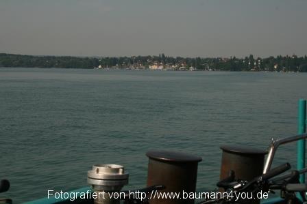 Fähre Meersburg - Konstanz