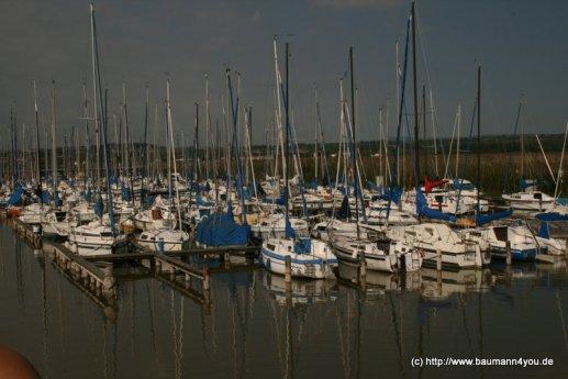 Jachthafen in Rust / Neusiedlersee