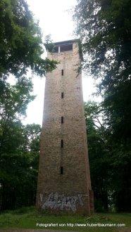 Der Aussichtsturm auf dem Stengerts Aschaffenburg Schweinheim