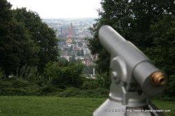 Besuch auf dem Neroberg in Wiesbaden