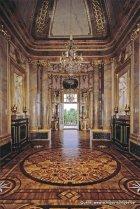 Stuttgart: Schloss Solitude, Beletage, Marmorsaal