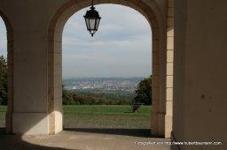 Schloss-Solitude Blick Ludwigsburg
