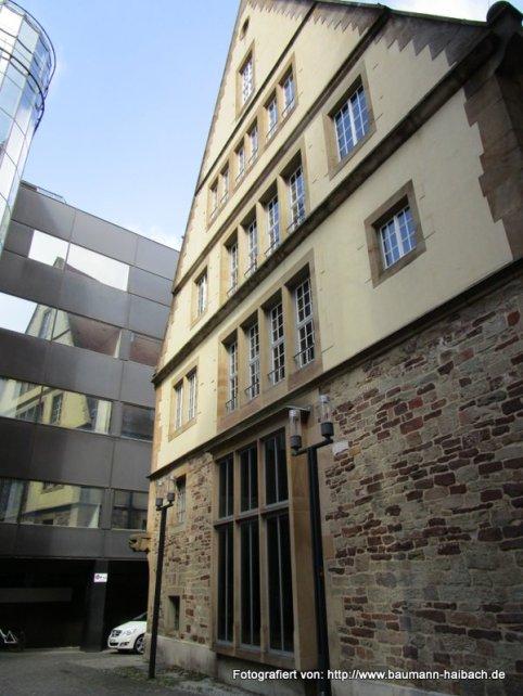 Stuttgart, Haus der Musik im Fruchtkasten