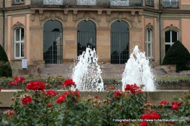 Stuttgart Schlosspark neues Schloss