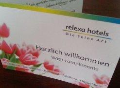 relexa hotel waldhotel schatten willkommen