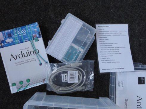 Unser Arduino-Ausleihpaket