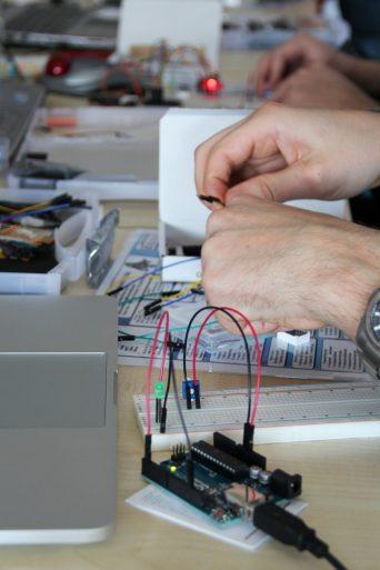 Arduino in Aktion