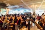 Unser Publikum per Webcam in Indianapolis, Foto: Amerika Haus e.V. NRW