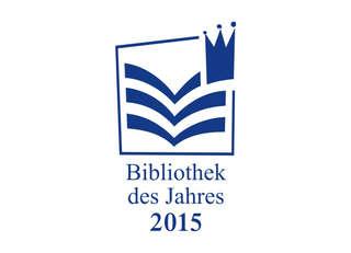 Bibliothek des Jahres Logo
