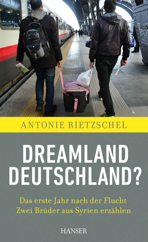 Antonie Riezschel©Carl-Hanser-Verlag