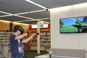 Die Virtuelle Realität mit der HTC Vive