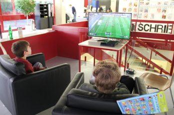 FIFA 17 Spielstation