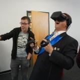 Wie würden Sie VR beschreiben? (Foto: © TÜV Rheinland)