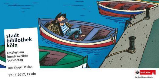 Bild: Der kluge Fischer
