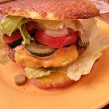 Burger-Alternative. Copyright: Stadtbibliothek Köln.