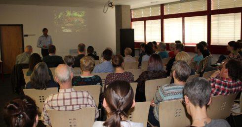 Aufmerksame Zuschauer ©Stadtbibliothek Köln.