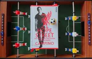 Autobiografie von Campino auf einem Kicker