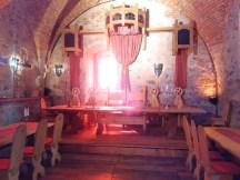 Rittersaal im Schloss Trebsen