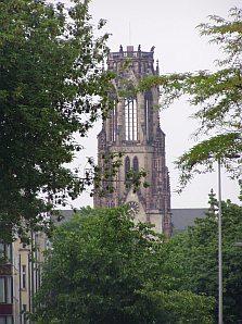 Agneskirche in der nörlichen Kölner Altstadt