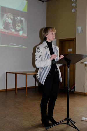Fachforum: Eigentümer im Quartier, Referentin: Petra Wesseler