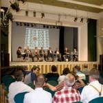 Podiumsdiskussion zur Oberbürgermeisterwahl 2013 in Chemnitz