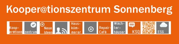 Offizielles Logo vom Kooper@ationszentrum Sonnenberg
