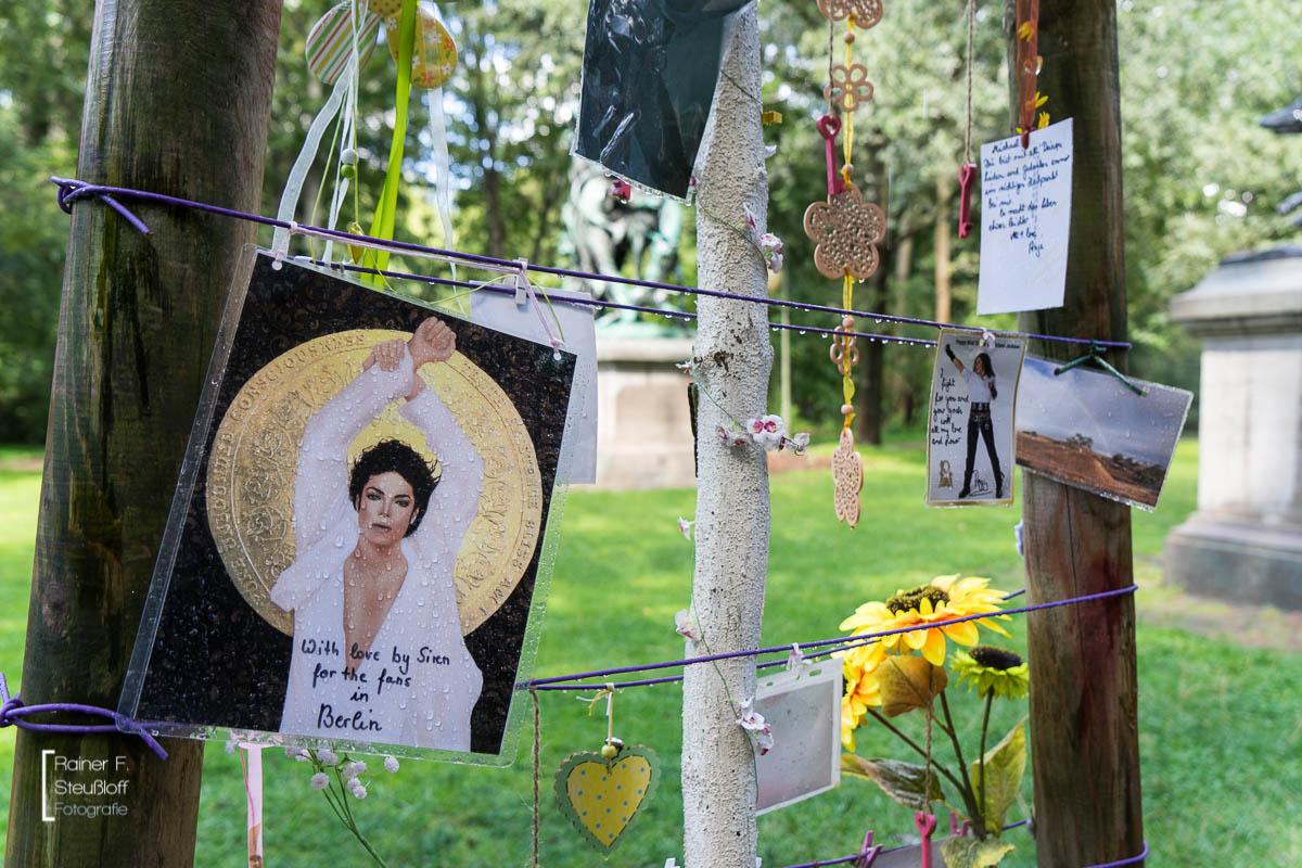 Michael Jackson Gedenkstätte