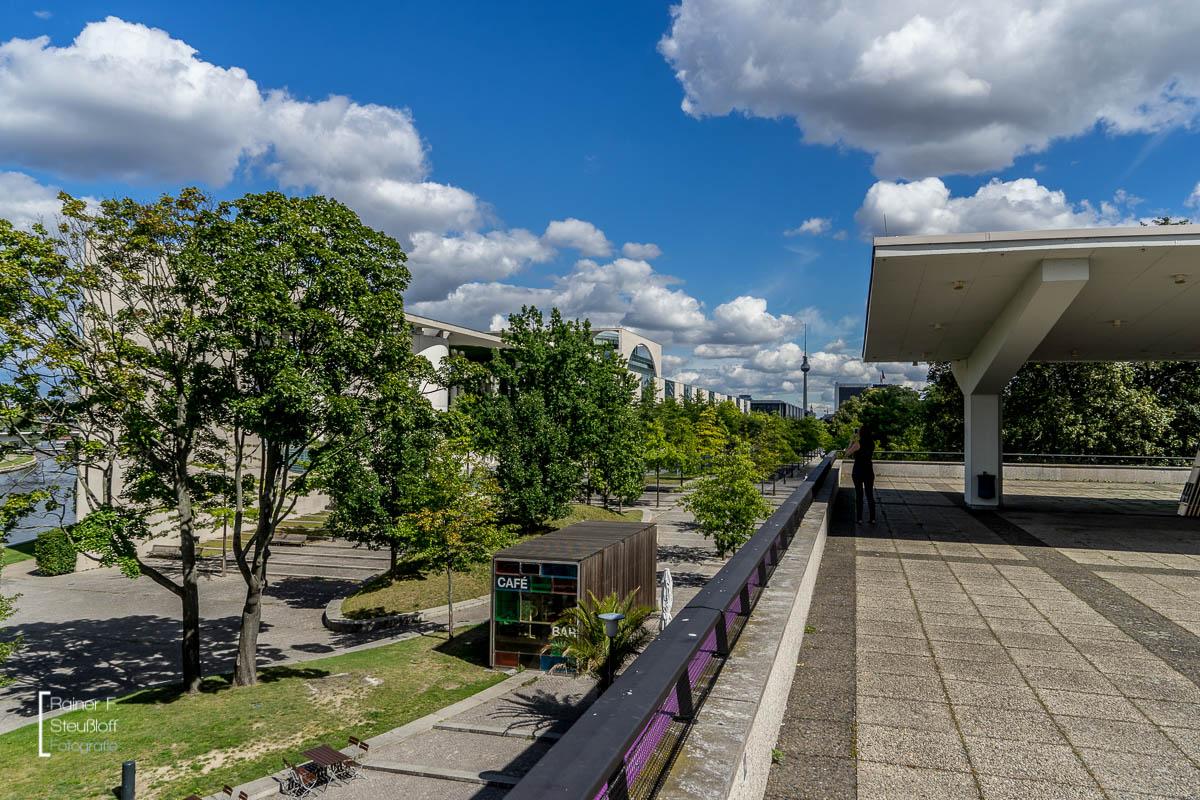 Haus der Kulturen der Welt und Bundeskanzleramt