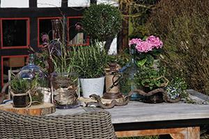 Garten-Accessoires © Country Garden