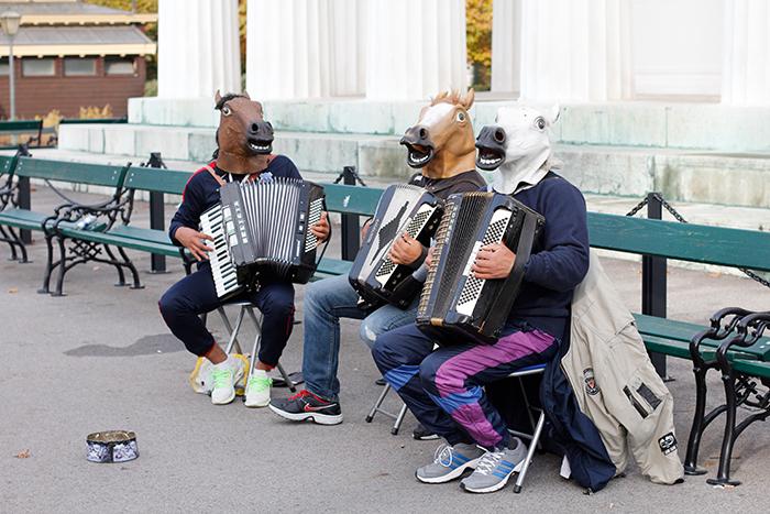 Pferdemusiker _ c Sabine Karrer