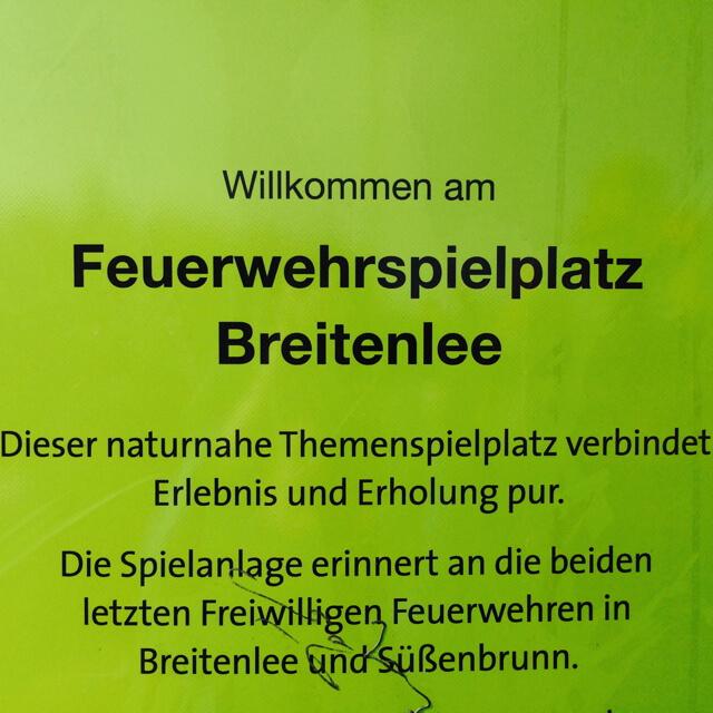 Feuerwehrspielplatz Breitenlee